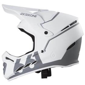 SixSixOne Reset Full Face Helmet tundra white